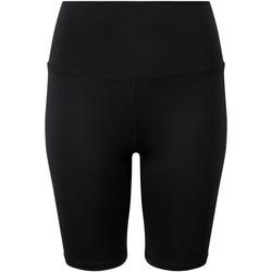 Textiel Dames Korte broeken / Bermuda's Tridri TR046 Zwart