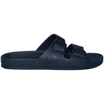 Schoenen Heren Leren slippers Cacatoès Rio de janeiro Blauw