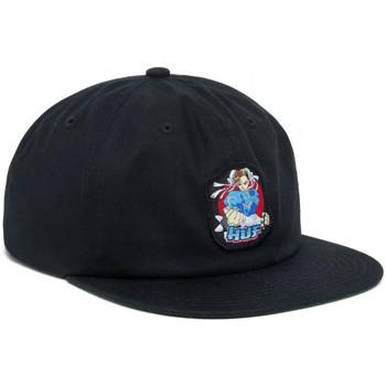Accessoires Heren Pet Huf Cap chun-li snapback hat Zwart