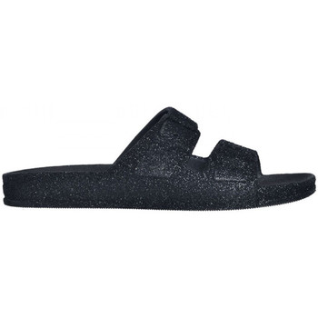 Schoenen Kinderen Leren slippers Cacatoès Trancoso Zwart