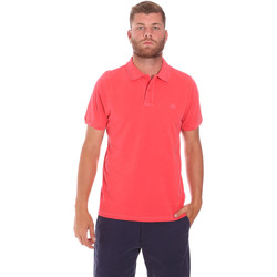 Textiel Heren Polo's korte mouwen Sundek M787PLPQ1TC Rood