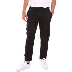 Textiel Heren Broeken / Pantalons Sseinse PSE736SS Zwart