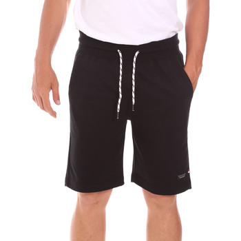 Textiel Heren Korte broeken / Bermuda's Key Up 2F38E 0001 Zwart