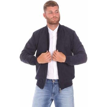 Textiel Heren Wind jackets Sseinse GBE703SS Blauw