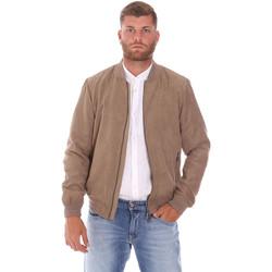 Textiel Heren Wind jackets Sseinse GBE703SS Beige