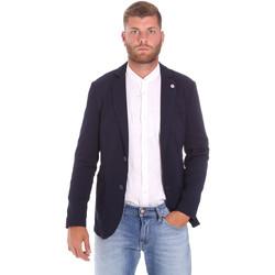 Textiel Heren Jacks / Blazers Sseinse GAE716SS Blauw