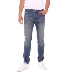 Textiel Heren Jeans Lumberjack CMB3447 002EU Blauw