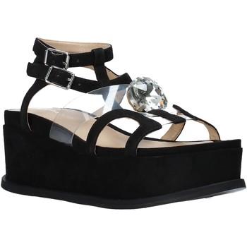 Schoenen Dames Sandalen / Open schoenen Apepazza S0CHER01/DIA Zwart
