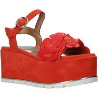 Schoenen Dames Sandalen / Open schoenen Docksteps DSE104886 Oranje