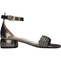 Schoenen Dames Sandalen / Open schoenen Carmens Padova 45075 Zwart