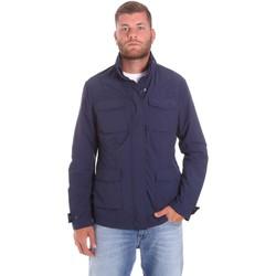 Textiel Heren Wind jackets Lumberjack CW68821 002EU Blauw