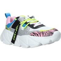 Schoenen Dames Lage sneakers Shop Art SA050144 Roze