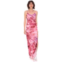 Textiel Dames Lange jurken Me Fui M20-0958X1 Roze
