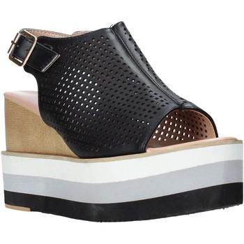 Schoenen Dames Sandalen / Open schoenen Onyx S20-SOX757 Zwart