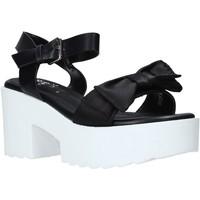 Schoenen Dames Sandalen / Open schoenen Onyx S20-SOX764 Zwart