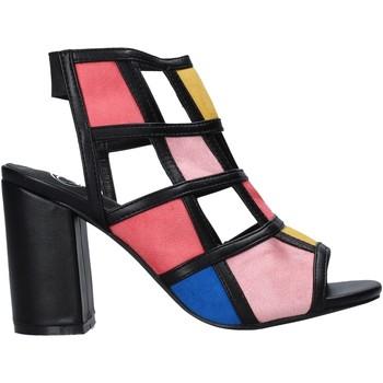 Schoenen Dames Sandalen / Open schoenen Onyx S20-SOX785 Zwart