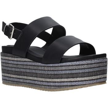 Schoenen Dames Sandalen / Open schoenen Onyx S20-SOX756 Zwart