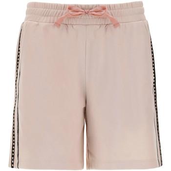 Textiel Dames Korte broeken / Bermuda's Freddy S1WSDP13 Roze