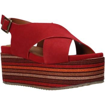 Schoenen Dames Sandalen / Open schoenen Onyx S20-SOX753 Rood