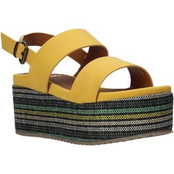 Schoenen Dames Sandalen / Open schoenen Onyx S20-SOX756 Geel