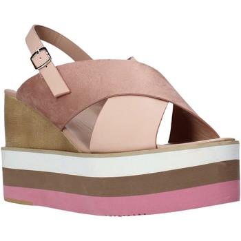 Schoenen Dames Sandalen / Open schoenen Onyx S20-SOX758 Roze
