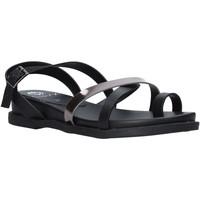 Schoenen Dames Sandalen / Open schoenen Onyx S20-SOX716 Zwart