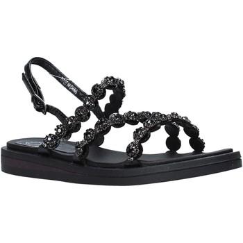 Schoenen Dames Sandalen / Open schoenen Onyx S20-SOX723 Zwart