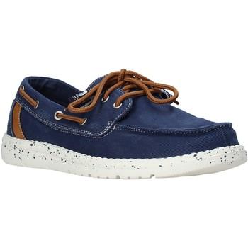Schoenen Heren Mocassins U.s. Golf S20-SUS121 Blauw