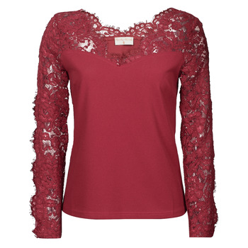 Textiel Dames Tops / Blousjes Moony Mood PABSCONE Pourpre