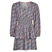 Textiel Dames Korte jurken Moony Mood PAPIS Roze