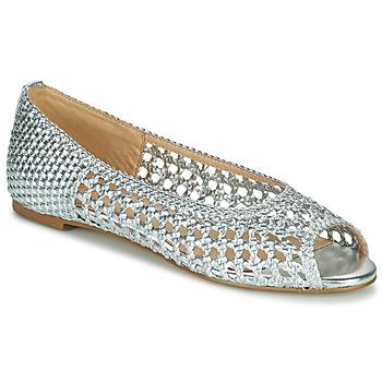 Schoenen Dames Sandalen / Open schoenen Cosmo Paris HAYANE Zilver