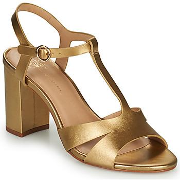 Schoenen Dames Sandalen / Open schoenen Cosmo Paris ZOUM Goud