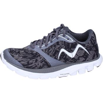 Schoenen Dames Lage sneakers Mbt BH445 ZOOM 18 Fast Gris