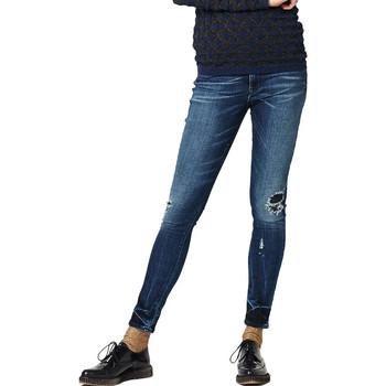 Textiel Dames Skinny Jeans Scotch & Soda  Blauw