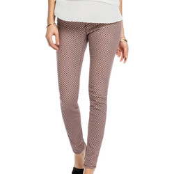 Textiel Dames Broeken / Pantalons Scotch & Soda  Rood