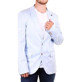 Textiel Heren Jasjes / Blazers Scotch & Soda  Blauw