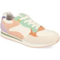 Schoenen Dames Lage sneakers Buonarotti 1CD-1280 Lila