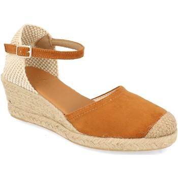Schoenen Dames Espadrilles Shoes&blues SB-22001 Camel