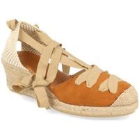 Schoenen Dames Espadrilles Shoes&blues SB-22004 Camel