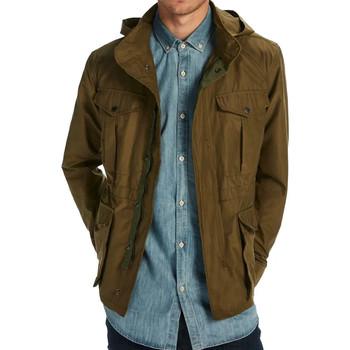 Textiel Heren Jasjes / Blazers Scotch & Soda  Groen