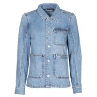 Textiel Dames Spijker jassen Vero Moda VMSMILLA Blauw