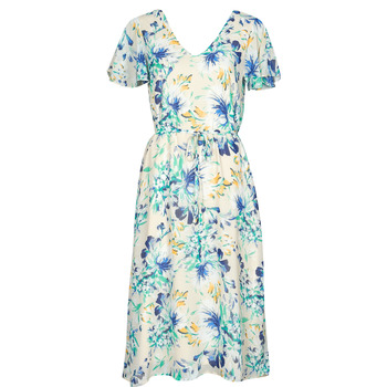 Textiel Dames Lange jurken Vero Moda VMJASMINE Multicolour