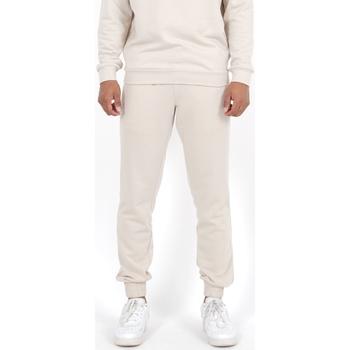 Textiel Heren Trainingsbroeken Sixth June Pantalon  Signature beige