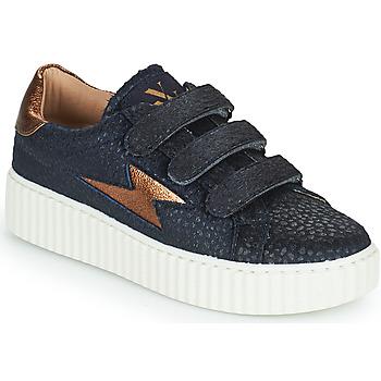 Schoenen Dames Lage sneakers Vanessa Wu MISTRAL Blauw