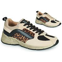 Schoenen Dames Lage sneakers Vanessa Wu LOMBARDE Beige