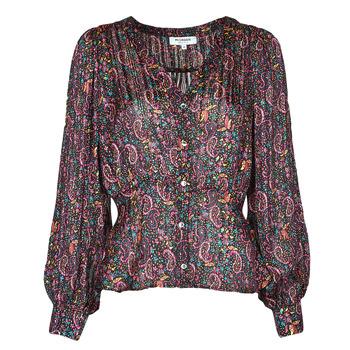 Textiel Dames Tops / Blousjes Morgan CODE Multicolour