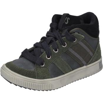Schoenen Jongens Hoge sneakers California Xboys  Groen