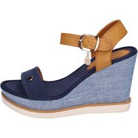 Schoenen Dames Sandalen / Open schoenen Enrico Coveri BH490 Bleu