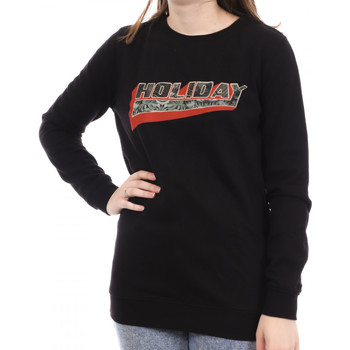 Textiel Dames Sweaters / Sweatshirts Scotch & Soda  Zwart