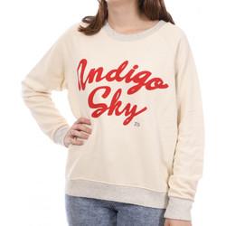 Textiel Dames Sweaters / Sweatshirts Scotch & Soda  Wit